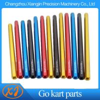 Buy cheap Light Weight Aluminum Hex 8mm LH/RH THREADED GO KART Racing Tie Rod from wholesalers