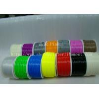 High Performance Solidoole FDM 3d Printer Filament 1.75mm / 3mm ABS Filament