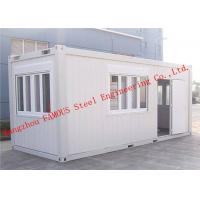 Buy cheap 20ft Finely Decorated Modern Luxury Prefab Container House Complete Set Of Furniture from wholesalers