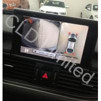 Buy cheap Audi A6 Decoder integration computer  360 Degree Aerial View Car Reverse Camera Kit, Bird View System from wholesalers