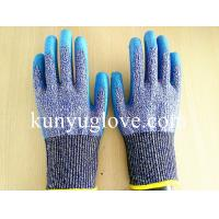 Buy cheap cut resistant gloves with pu coating cut resistance gloves, HPPE gloves, chenyma gloves from wholesalers