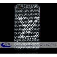 Buy cheap Mobile Phone Accessories Bling Bling Crystal iPhone 4 Diamond Back Covers from wholesalers