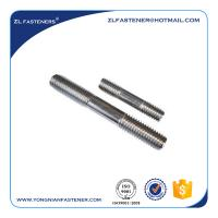 Buy cheap China made ASTM A193 Gr B7 Stud bolts from wholesalers