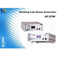Buy cheap Desktop Lab 110V / 220V Commercial Ozone Generator Air Purifier Corona Discharge from wholesalers