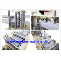 Buy cheap Jumbo Roll Embossing Napkin Making Machine For Tissue Paper Manufacturing from wholesalers