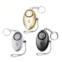 Buy cheap Mini Portable Safesound Personal Alarm With LED Flashing Light from wholesalers