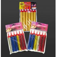 Buy cheap 15 cm 45S birthday candle fireworks from wholesalers