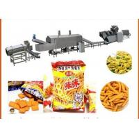 Buy cheap high quality Automatic  wheat Flour Fried Snacks  production Machines from wholesalers