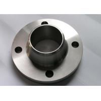 Buy cheap ASME B16.47 Weld Neck Flanges Stainless Steel Pipe Flange with Long Tapered Hub from wholesalers