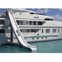 Buy cheap Customized Inflatable Water Sports, Inflatable Water Slide For Yacht Ship from wholesalers