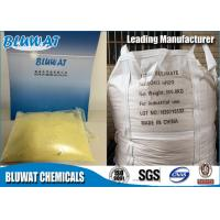Buy cheap Polymeric Ferric Aluminum Sulfate , Automobile Manufacturing Wastewater Chemicals from wholesalers