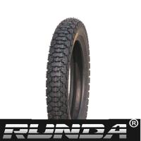 Buy cheap deep pattern motorcycle tire 3.00-12 from wholesalers