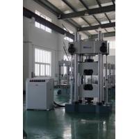 HUT-2000E Hydraulic Servo Universal Testing Machines, crossbeam lift, hydraulic gripper