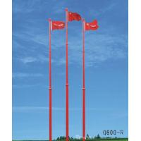 Buy cheap Motorised Automatic Telescopic Aluminium Flag Pole , 50m Remote Control from wholesalers