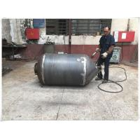 Buy cheap Carbon Steel Vertical / Horizontal Air Receiver Extra Replacement Tank For Air product