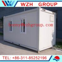 Buy cheap standard 20ft container house / container house villa from wholesalers