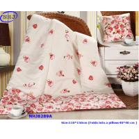 Buy cheap 110*150CM Quilt in 40*40CM Decorative Pillow Back Cushion from wholesalers