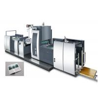 Buy cheap Film Paper Fully Automatic Lamination Machine High Speed Laminator Machine from wholesalers