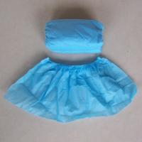 Buy cheap Soft Disposable Foot Covers Biodegradable Dust Resistant Customized Color product