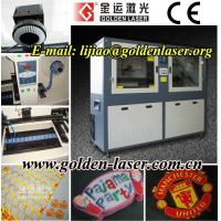 Buy cheap Auto Recognition Roll to Roll Label Cutter Machine Laser from wholesalers