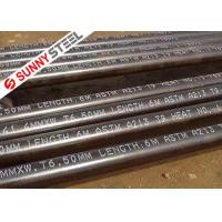 Buy cheap ASTM A213 T9 Alloy Steel tubes from wholesalers