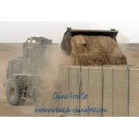 Buy cheap HESCO BARRIER - HESCO WIRE MESH - HESO WALL from wholesalers