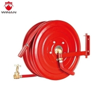 Buy cheap DN25 Stainless Steel Fire Hose Reel 1 Or 3/4 For Fire Fighting Equipment from wholesalers