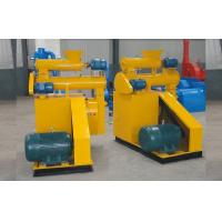 Buy cheap Bean Pulp / Straw / Grass Animal Feed Pellet Machine Feed Mill Equipment from wholesalers