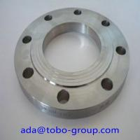 Buy cheap Weld Neck Forged Steel Flanges ASME A182 UNS S32750 ASME B16.5 DN15 Class300 product