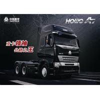 Buy cheap 6×4  Trailer Tractor Head Trucks 60-70 Tons Great Loading Capacity , IFA from wholesalers