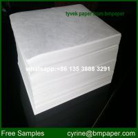 Buy cheap 1070D Tyvek paper for shopping bag from wholesalers