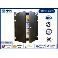 Buy cheap Black Commercial Fire Doors , Office Buildings Fire Rated Interior Doors from wholesalers