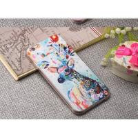 Buy cheap Colorful Painting TPU Phone Case Cell Phone Accessories For Iphone 7 / Iphone 7 Plus from wholesalers