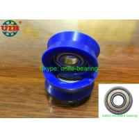 Buy cheap High Carbon Steel Bearing Housing Types , 605 ZZ Plastic Wrapped Wheel Bearing from wholesalers