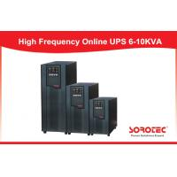 Buy cheap 6Kva 5.4kw 220vac Uninterruptible Power Source UPS Battery Backup Built in180vdc Battery from wholesalers
