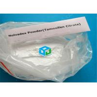 Buy cheap Tamoxifen Citrate Anti Estrogen Steroids Nolvadex Muscle Cycle / Bodybuilding from wholesalers