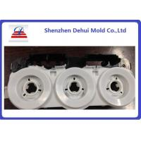 Buy cheap Complicated Structure Auto Parts 2K Injection Molding , Double Injection Molding from wholesalers
