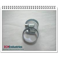 Buy cheap worm drive hose clamps Germany type from wholesalers