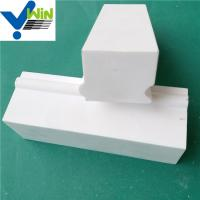 Buy cheap High white alumina ceramic lining brick from Chinese factory from wholesalers