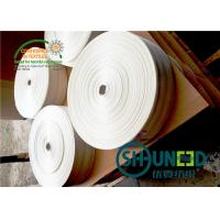 Buy cheap 20-150 Mm Coated Nylon Wrapping Tape , Windproof Nylon Binding Tape SGS Approval from wholesalers