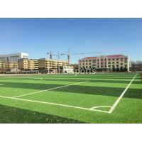 Crumb Rubber Foam Shock Pad Artificial Grass Shock Absorbing For Football Court