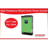 Buy cheap Mppt 60A Solar Charge Controller Off Grid 4000W Pure Sine Inverter from wholesalers