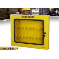 Buy cheap 30 Lock Lockout Tagout Station  from wholesalers