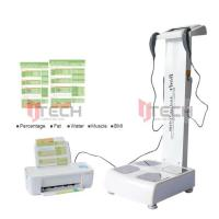 Buy cheap Bioimpedance Body Composition Fat Analyzer Machine Bodybuilding Weight Testing from wholesalers