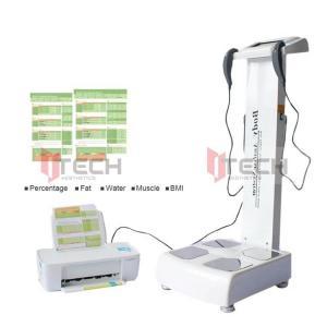 Buy cheap Bioimpedance Body Composition Fat Analyzer Machine Bodybuilding Weight Testing GS6.5 product