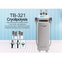 Buy cheap Home Rf Cavitation Ultrasonic Cryolipolysis Slimming Machine 1800W 5 Handles from wholesalers