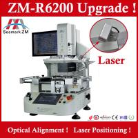 Buy cheap automatic ZM-R6200 hot air smd rework soldering station vs rd500 bga rework station from wholesalers