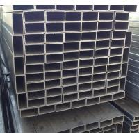 Buy cheap ERW ASTM A519 Carbon Steel Rectangular Tube Steel / Box Tube Steel from wholesalers