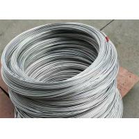 Buy cheap Inconel 718 Alloy High Temperature Resistance Wire Rod ASTM B637 UNS N07718 from wholesalers