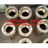 Buy cheap Beryllium copper Plunger tip for diecasting from wholesalers